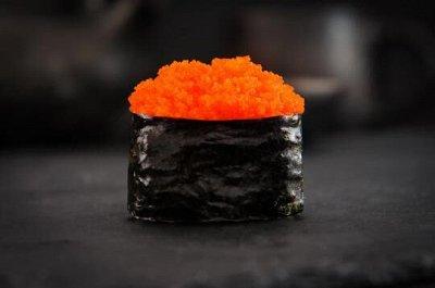 Только Свежие морепродукты! Полное обновление! Снижение цены — Масаго. НОВИНКА — Икра