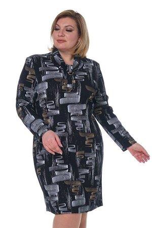 Платье-4063