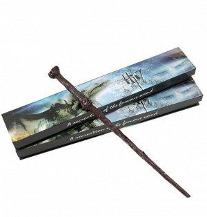 Волшебная палочка в подарочной коробке Гарри Поттер.