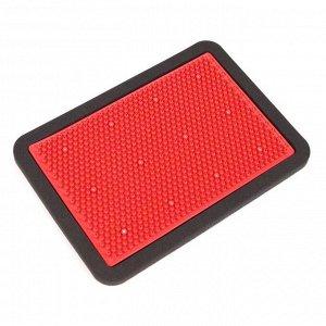 Аппликатор Кузнецова металломагнитный, 15 ? 22 см, цвет красный