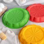 Украшение тортов, мастика-огромная закупка кондитеров — Формы силиконовые для выпечки — Выпечка