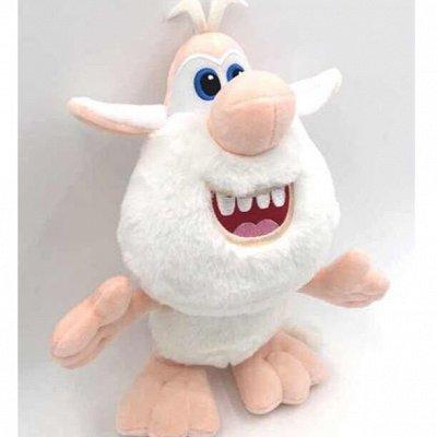 Самые популярные мультяшные игрушки Быстрая закупка — Буба/Малышарики — Мягкие игрушки