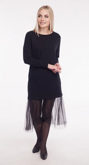 Платье женское 2465/03/Черный
