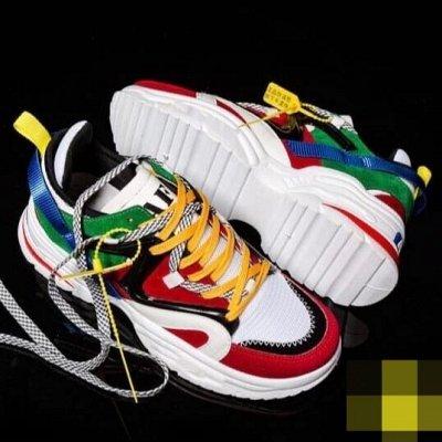 🔥 Не упусти момент Костюмы для прогулок и спорта — Обувь для прогулок и спорта. — На липучках