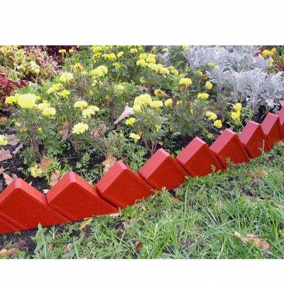 Заборчики и клумбы🌻🌻🌻 — Бордюры — Садовый декор