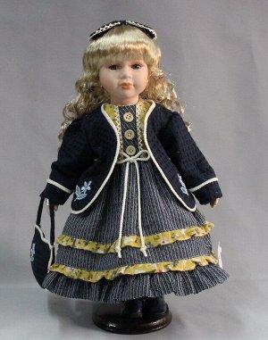 Кукла коллекционная сувенирная