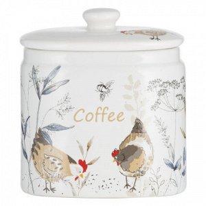 Емкость для хранения кофе 650 мл