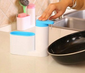 Дозатор для мыла с подставкой