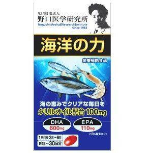 Noguchi DHA&EPA Комплекс Омега +масло криля
