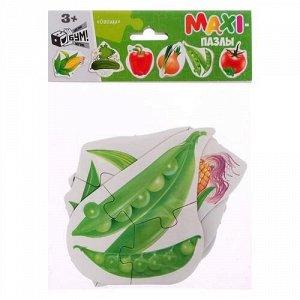 Пазлы Maxi Овощи, пак. 21*17*2 см