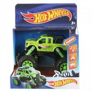 Машина метал. Hot Wheels Внедорожник ,13 см, инерц, кор 12*15*12 см