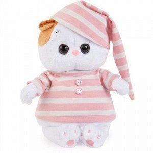 Игрушка мягк. Кошечка Ли-Ли Baby в полосатой пижаме,20 см