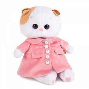 Игрушка мягк. Кошечка Ли-Ли Baby в розовом пальто,20 см