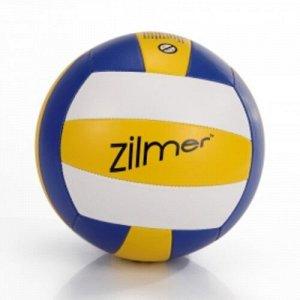"""Мяч волейбольный """"Ziimer"""" Пляжный сезон (размер 5, ПВХ, 220 гр. цветн)"""