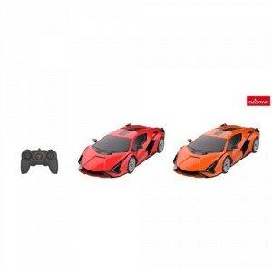Машина р/у RASTAR Lamborghini Sian  1:24 , кор 39*12*10 см