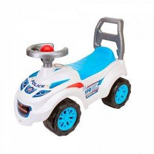 """Автомобиль для прогулок (толокар) """"Полиция"""" ,67*46*29 см"""