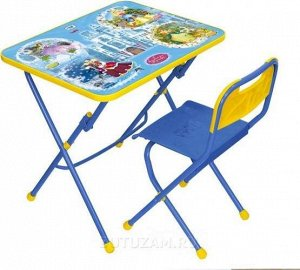 "Набор мебели ""Волшебный мир Принцесс"" (стол +пласт. стул)"