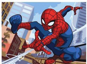 """Картина по номерам """"Русская живопись"""" Spider-Man, 30*40 см"""