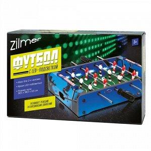 """Игра настольная """"Zilmer"""" Футбол,свет эффекты,50*30,5*8,5 см"""