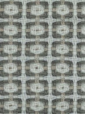 """Комплект для спальни """"Романтика"""" (плед 140х200 + чехол декоративный для подушки 45х45) Шенон, светло-серый"""
