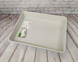 Корзина Размер 36,5*29*5,5 см Материал пластик