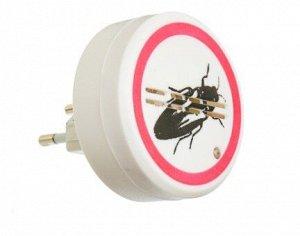 Отпугиватель тараканов, ультразвуковой, 30 м2, 220 В