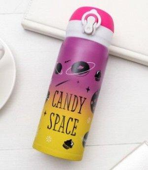 "Термос ""Candy space"""
