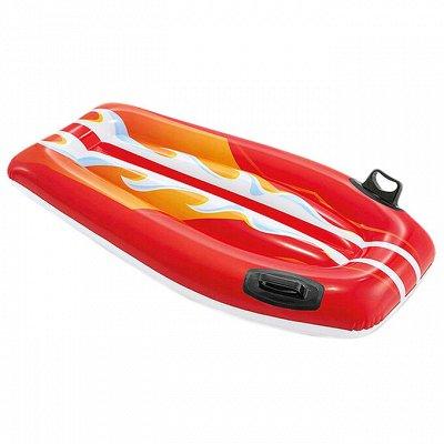 Надувная продукция. Бассейны, надувные матрасы и лодки — Детские надувные лодки — Спорт и отдых