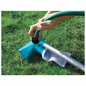 Набор для чистки бассейна, пылесос, сачок, 239 см, 28002 INTEX