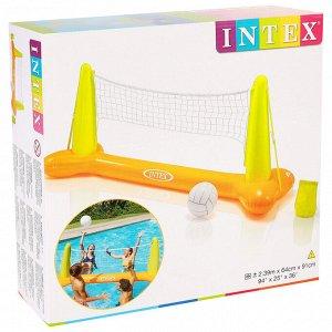 Ворота волейбольные, 239 х 64 х 91 см, от 6 лет, 56508NP INTEX