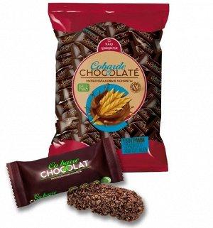 Конфеты COBARDE el CHOCOLATE мультизлаковые с тёмной глазурью 200гр