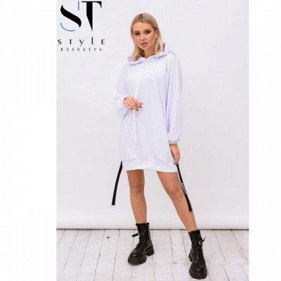 《SТ-Style》Стильная женская одежда! Новинки сезона! — Спортивные платья и худи — Повседневные платья