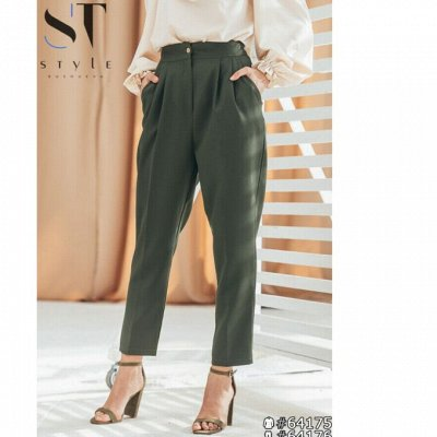 《SТ-Style》Стильная женская одежда! Новинки сезона! — Брюки — Брюки