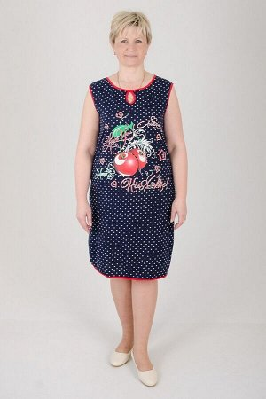 Платье Аиша (кулирка, расцветка 1)