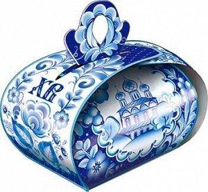 Пасхальная коробочка 99х92 УФ-лак
