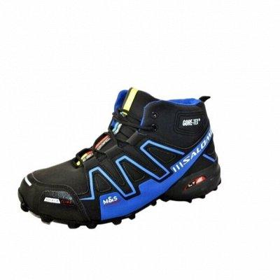 Спортивная обувь Bona - Распродажа — Мужская Обувь зима — Кожаные