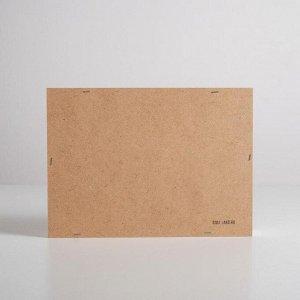 Ящик-кашпо подарочный Present. 25.5 ? 20 ? 5 см