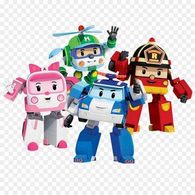 Самые популярные мультяшные игрушки Быстрая закупка — ПолиРобокар — Роботы, воины и пираты