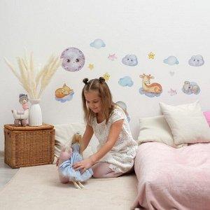 Наклейка виниловая «Приятные сны». интерьерная. 50 х 70 см