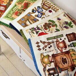 ECOLAN — домашний текстиль, яркие принты! Наматрасники — Полотенца хлопковые — Кухонные полотенца