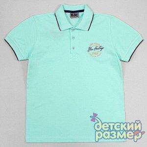 Рубашка-поло (лакоста) МЯТП, белый