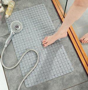 Коврик для ванной на присосках