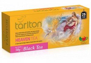 Чай черный АСАИ Heaven (Райское Дерево) Тарлтон Tarlton 25 пак