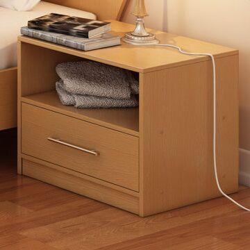 Стеллажи для книг, игрушек, документов — Тумбы для столов и прокроватные — Спальня и гостиная