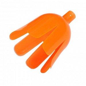 Плодосъёмник, d = 15 см, оранжевый, «Гардения»