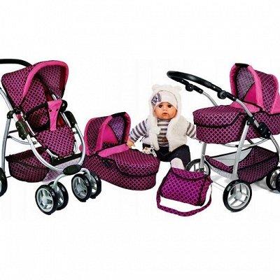 ВЕЛОСИПЕДЫ🌠ИГРУШКИ❋Большой ассортимент❋Быстрая доставка  — Кукольные коляски — Куклы и аксессуары