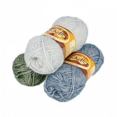 Большой выбор товаров для рукоделия 💞 Пряжа, Вышивки! — Пряжи для вязания хлопок — Пряжа