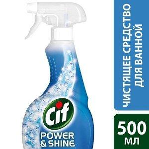 CIF (СИФ) Чистящее Средство для Ванной 500мл Легкость Чистоты,*12/67215707