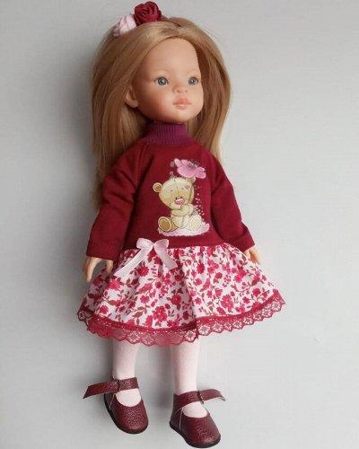 Куклы с гардеробом и без — Кукольная обувь и одежда в наличии - ждать не нужно! — Куклы и аксессуары