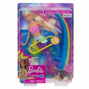 Barbie Сверкающая русалочка12